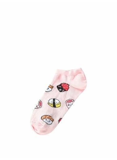 Colin's Kadın Çorap Pembe